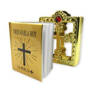 RECORDATORIO BIBLIA DORADA
